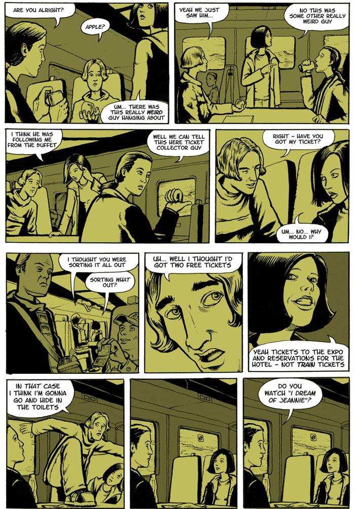 Hi, Robot Page 6