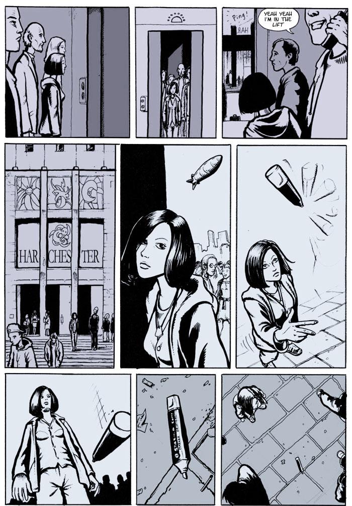 Hi, Robot Page 9