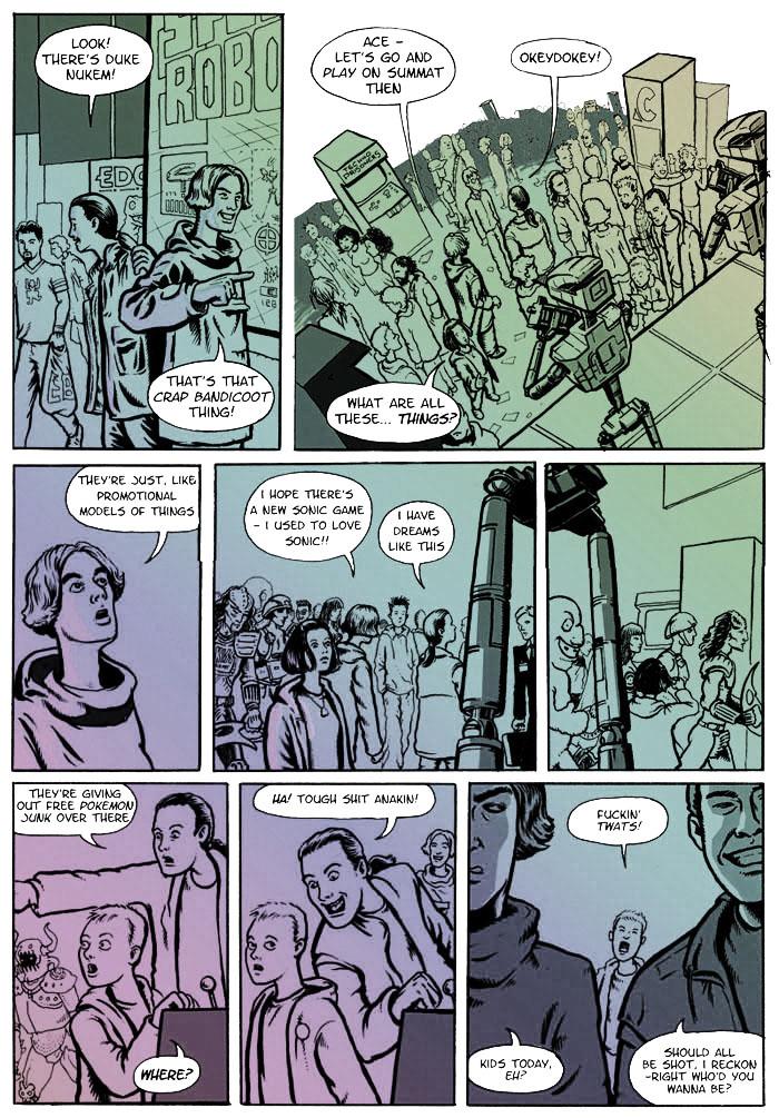 Hi, Robot Page 13