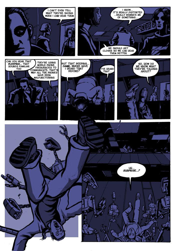 Bye, Robot Page 2