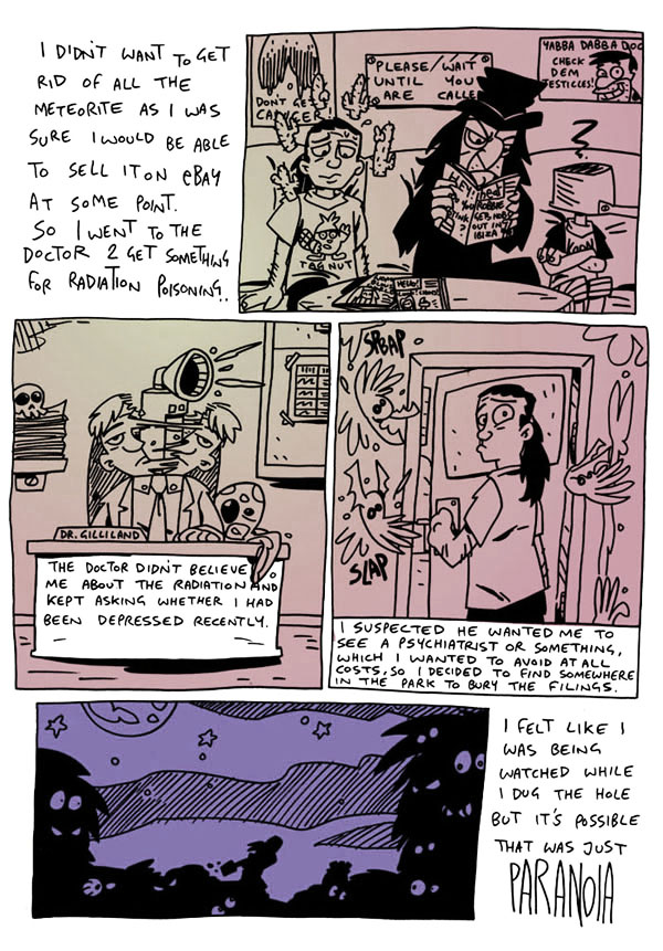 Greg's Psychedelic Breakfast Page 4