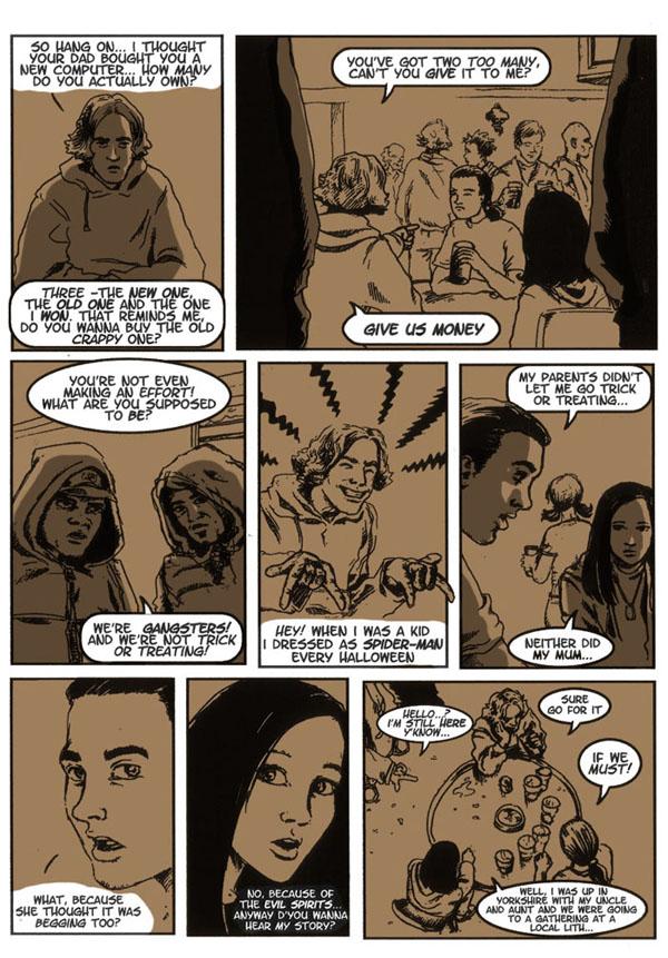 Halloween Page 4