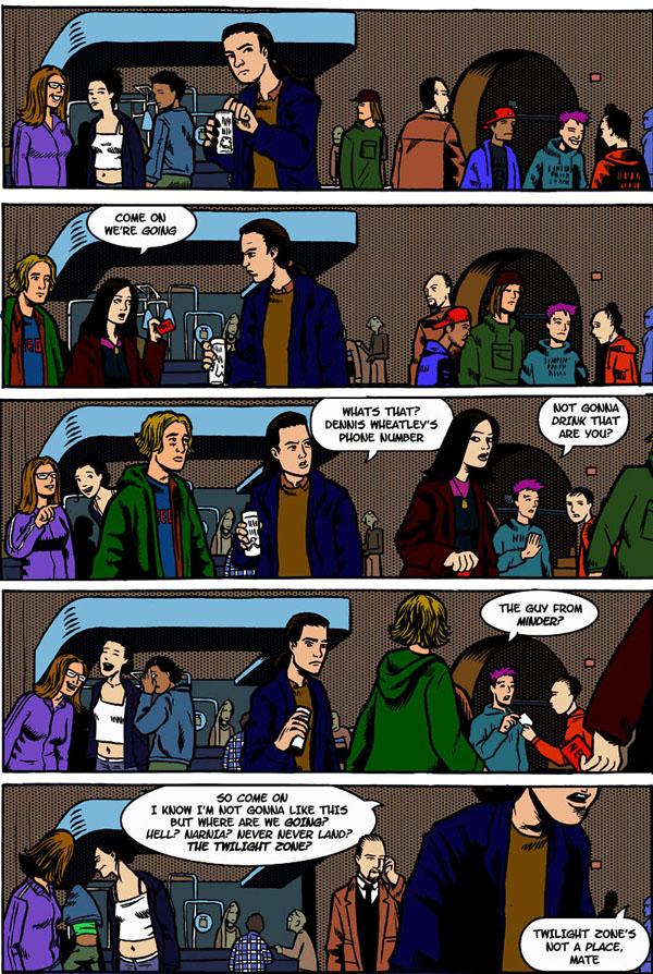 At Least It Wasn't Santana Page 19