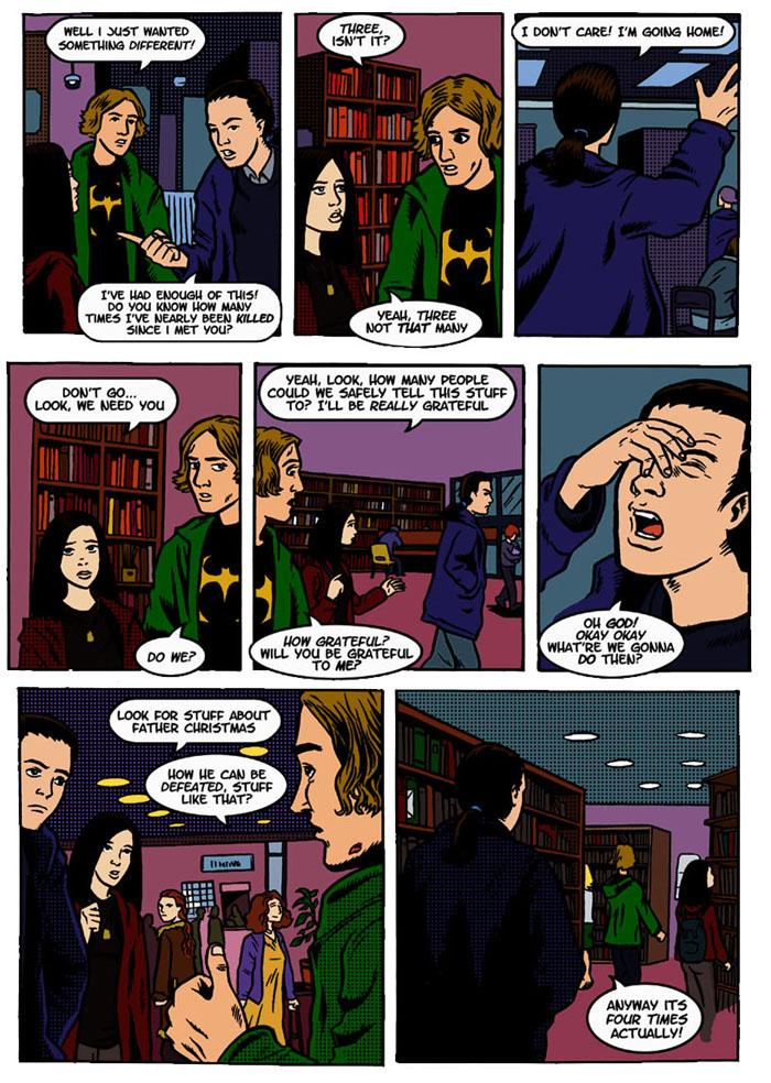 Dionysus Blues Page 2