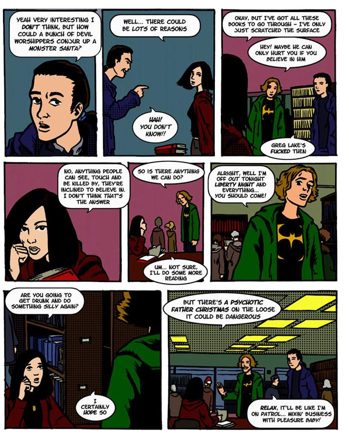Dionysus Blues Page 5
