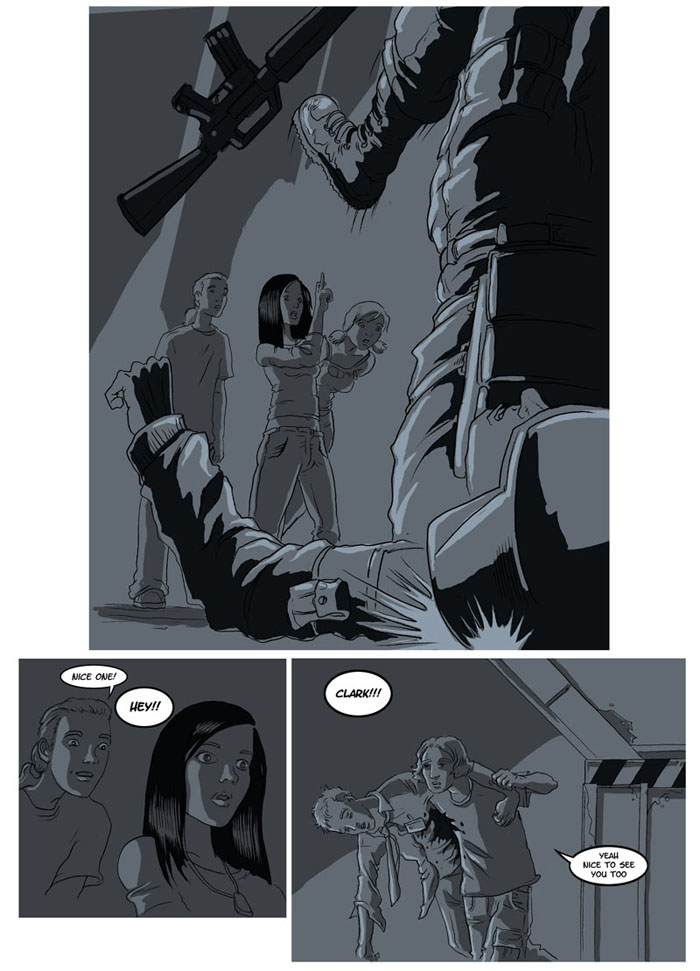 Children Of The Quorn – Page 26