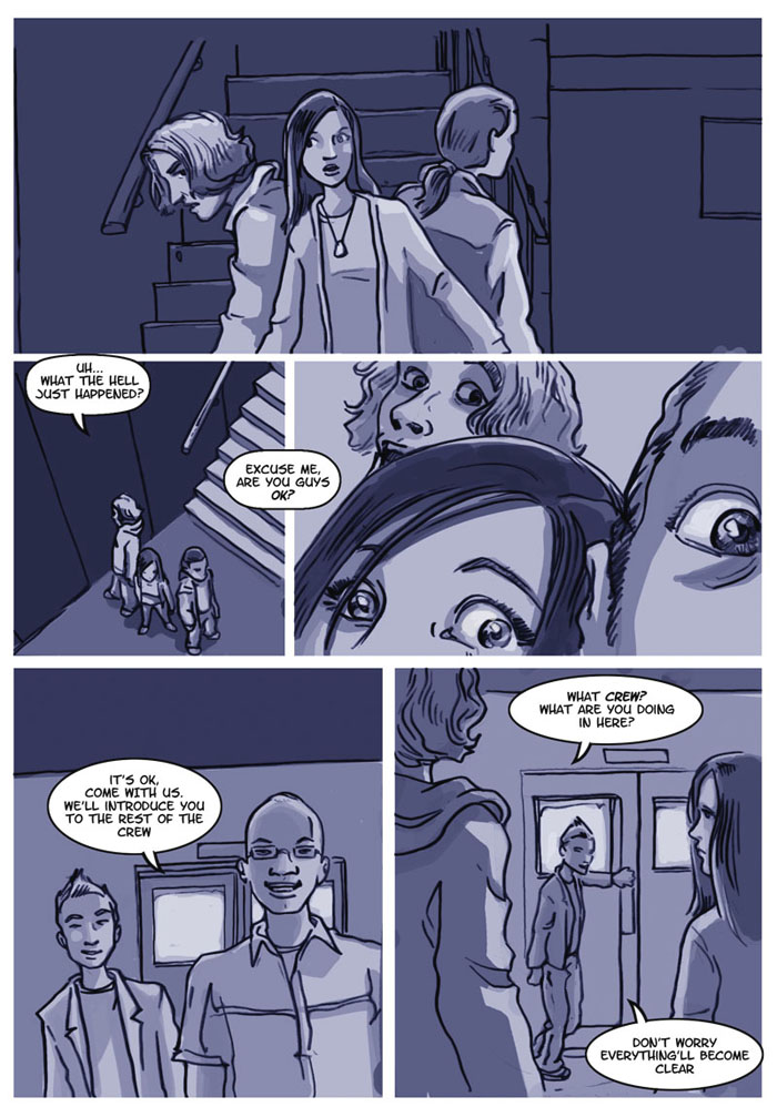 Old School page 13