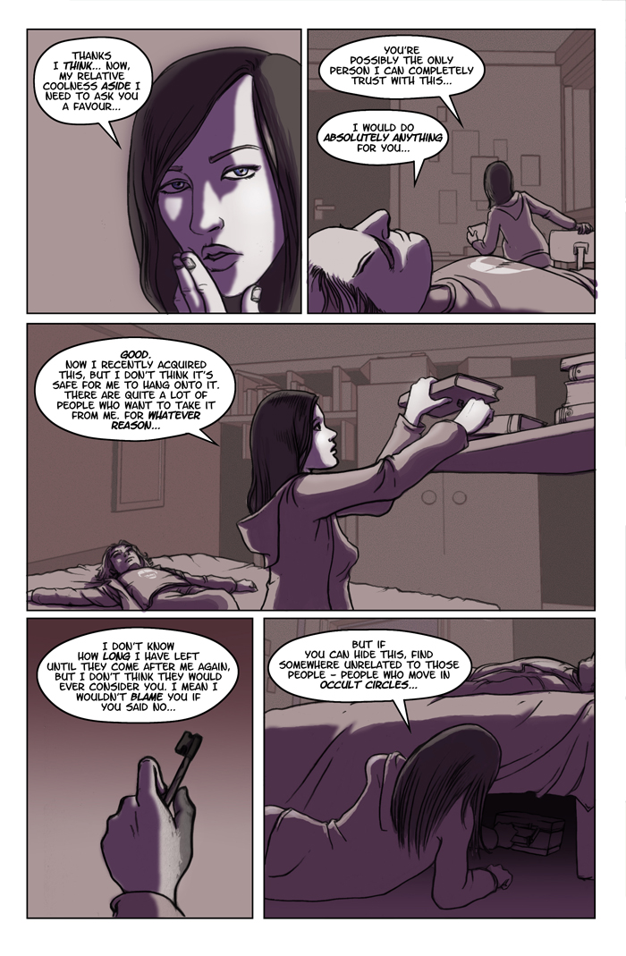 The Bottle page 10