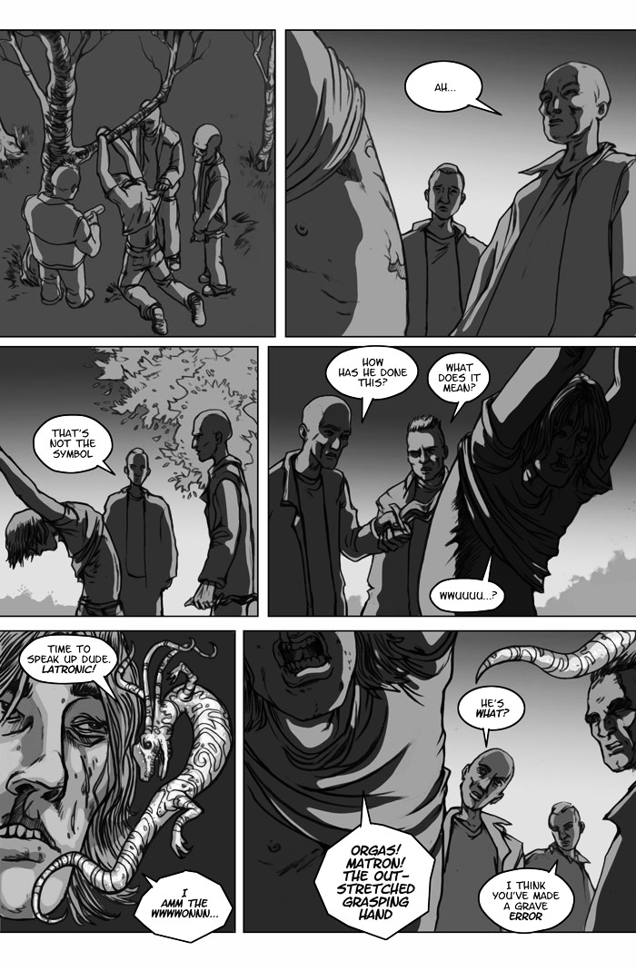 Liggers With Attitude page 32