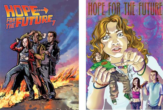 HFTF issue 7 & 9