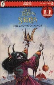 Steve Jackson & John Blanche's Sorcery!: Weird skinny elfin dudes a speciality
