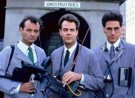 The real *real* Ghostbusters