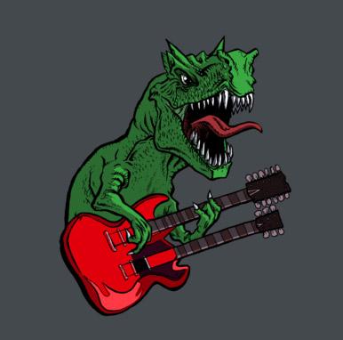 Dinosaur Bands