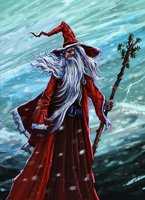 The Red Wizard
