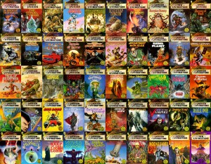 All The World's Gamebooks
